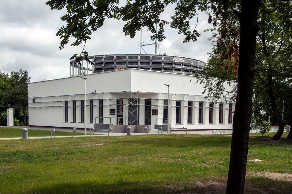 Centrum Demonstracyjnego Odnawialnych Źródeł Energii na terenie Zespołu Szkół Mechanicznych nr 2 w Bydgoszczy